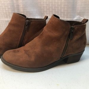 CARLOS by CARLOS SANTANA WOMEN'S SIZE 8.5 BROWN HE